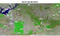 Bölgede 2017 Yılı İtibariyle 4 Milyon Dekar Tarım Arazisi Sulanıyor.