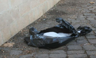 Urfa'da kesik bacak bulundu