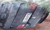 Urfa otobanında kaza, 1 ölü, 4 yaralı