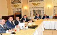 Urfa'ya yapılacak yatırımlar konuşuldu