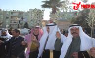 Zeytin Dalı Operasyonuna Suriyelilerden Destek