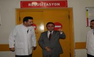 'Urfa'da 10 bin sağlık çalışanı var'