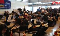 Başkan Demirkol, Haliliye'li Öğrencileri İstanbul'a Uğurladı