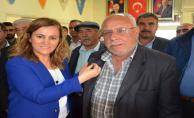 Halfeti'de Ak Parti`ye Geçiş