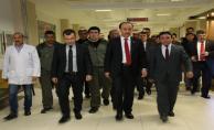 Şehit yakınları ve Gaziler irtibat bürosu açıldı