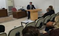 Teknik Bilimler MYO'da Doğal Afet Eğitim Semineri