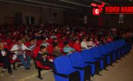 Büyükşehir , 200 öğrenciye ücretsiz sinema keyfi yaşattı.