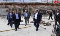 Haliliye'deki Dev Eserin İnşaatı Hızla Yükseliyor