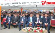 Şanlıurfa Fuar Merkezi Resmi Törenle Hizmete Açıldı