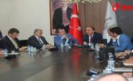 Tigem sorunlarını görüşecek komisyon Urfa'da