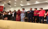 Harran Üniversitesi Fen Edebiyat Fakültesi Öğrencilerinden Tiyatro Gösterisi