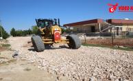 Haliliye Belediyesi, Kırsaldaki Yol İhtiyaçlarını Bir Bir Gideriyor