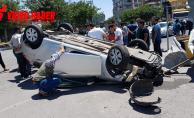Urfa'da Feci Kaza, 1 Yaralı