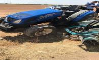 Urfa'da Feci Kaza, 1 Ölü, 5 Yaralı