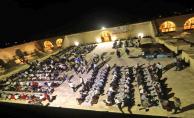 Bakan Ersoy ve TKB Üyeleri Sıra Gecesine Buluştu