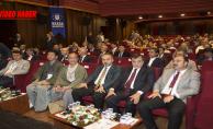 Başkan Çiftçi, Dünya Tarihi Kentler Birliği 2018 Konferansın'da Şanlıurfa'yı Tanıttı