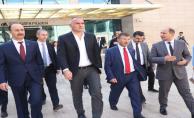 Kültür Bakanı Ersoy Şanlıurfa Müzesini Gezdi