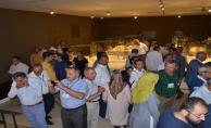 TKB Üyeleri Şanlıurfa Müzesini Gezdi