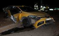 Urfa'da Trafik Kazası, 5 Yaralı