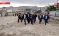 Başkan Çiftçi, Karakoyun Köprülü Kavşağı Çalışmalarını İnceledi
