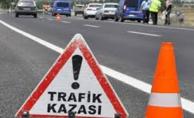 Urfa'da Trafik Kazası, 2 Ölü, 5 Yaralı