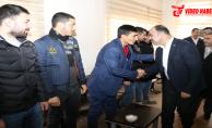 Başkan Çiftçi, Viranşehir'de Parti Teşkilatı İle Buluştu