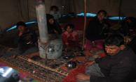 Suriyeli Ailenin Yürek Burkan Yaşamı