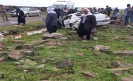 Şanlıurfa'da Kaza, 1 Ölü, 2 Yaralı