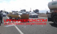 Urfa'da Trafik Kazası, 4 Yaralı