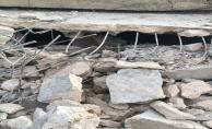 Viranşehir'de Göçük Meydan Geldi, 1 Ölü, 3 Yaralı