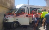 Şanlıurfa#039;da Trafik Kazası, 7 Yaralı