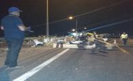 Suruç'ta Trafik Kazası, 1 Ölü