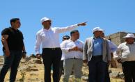 """Başkan Kuş,"""" Nemrud'un Tahtını Turizme Kazandıracağız"""""""