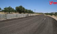 Büyükşehir, Birecik'te Çöken Sahil Yoluna Alternatif Yol Kazandırdı