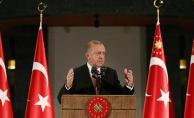 """Cumhurbaşkanı Erdoğan, """"Suriyelileri ülkelerine dönmeleri için teşvik edeceğiz"""""""