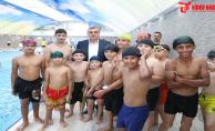Başkan Beyazgül'den Ailelere Çağrı:  Çocuklarımızı Kanaletlerden Uzak Tutalım