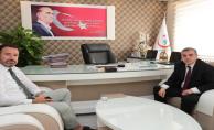 Başkan Beyazgül, Balıklıgöl Devlet Hastanesini Ziyaret Etti