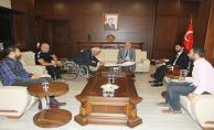Harran Üniversitesi, Engelliler Spor Kulübüne Eğitim Desteği Verecek