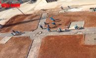 Eyyübiye Belediyesi, 17 Yeni Parkın Yapımını Sürdürüyor