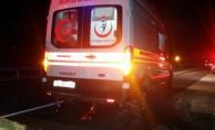 Şanlıurfa'da otomobil ata çarptı: 1 ölü, 3 yaralı