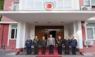 Tuğgeneral Özdemir Şan'dan Pekin Büyükelçimiz Önen'e Ziyaret
