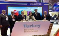 Büyükelçi Önen, Türkiye ve Urfa tanıtım çalışmalarını sürdürüyor