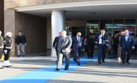 Cumhurbaşkanı Erdoğan, Şanlıurfa Valiliğini Ziyaret Etti