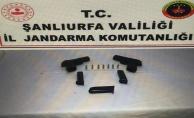 Jandarma#039;dan Silah ve Tarih Eser Operasyonu