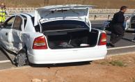 Mardin yolunda kaza, 5 yaralı