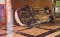 Şanlıurfa'da Trafik Kazası, 2 Yaralı