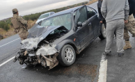 Suruç' da Trafik Kazası, 6 yaralı