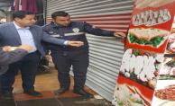 Eyyübiye Belediyesi, Kaçak Ve İzinsiz Deve Kesimi Yapan İşyerini Mühürledi