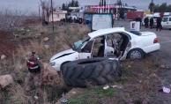 Şanlıurfa'da Trafik Kazası, 2 Ölü, 10 Yaralı