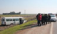 Şanlıura'da Trafik Kazası, 5 Yaralı